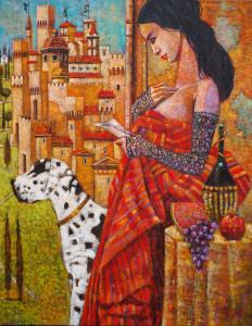 Emilia i Dioneo