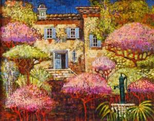 Villa w Salernes