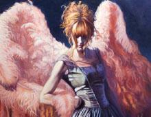 Anioł Karnawałowy mini