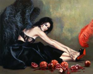 Zaproszenie na podwieczorek - Monica Bellucci