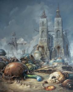 Wymarłe miasto